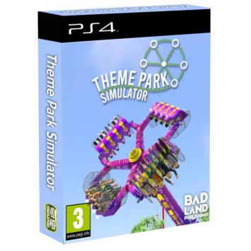 Theme Park Simulator (Collectors Edition) (PS4)