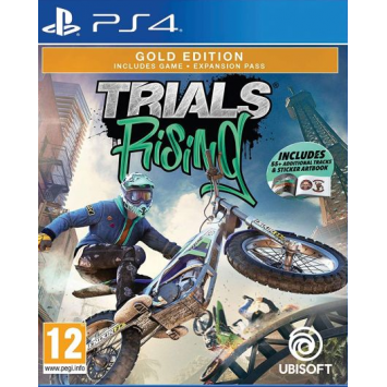 Trials Rising (Gold Edition) (PS4)