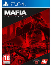 Mafia Trilogy CZ (PS4)