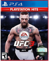EA Sports UFC 3 US (PS4)
