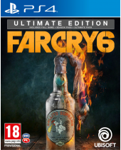 Far Cry 6 (Ultimate Edition) (PS4)