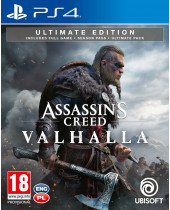 Assassins Creed - Valhalla (Ultimate Edition) (PS4)