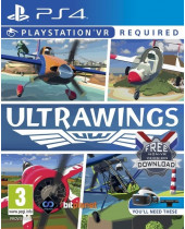 Ultrawings VR (PS4)