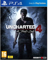 Uncharted 4 - A Thiefs End CZ (bundle copy) (PS4)