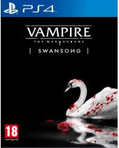 Vampire - The Masquerade - Swansong (PS4)