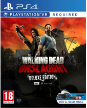 Walking Dead - Onslaught VR (Deluxe Edition) (PS4)