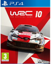 WRC 10 - The Official Videogame (PS4)