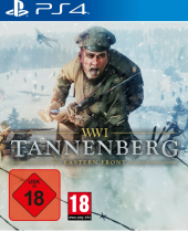 WWI Tannenberg - Eastern Front (PS4)