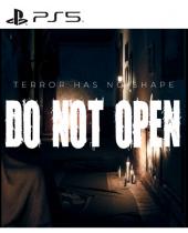 Do Not Open (PS5)