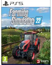 Farming Simulator 22 CZ (PS5)