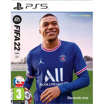FIFA 22 CZ (PS5)