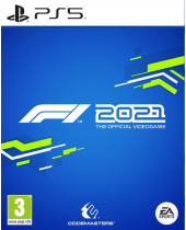Formula 1 2021 - The Official Videogame (PS5)