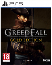 GreedFall (Gold Edition) (PS5)