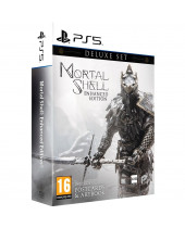 Mortal Shell (Enhanced Edition, Deluxe Set) (PS5)
