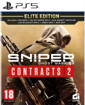 Sniper Ghost Warrior - Contracts 2 (Elite Edition) CZ (PS5)