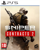 Sniper Ghost Warrior - Contracts 2 CZ (PS5)