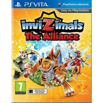 Invizimals - The Alliance (PSV)