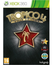 Tropico 4 (Gold Edition) (XBOX 360)