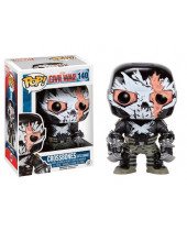 Pop! Marvel - Captain America Civil War - Crossbones (Battle Damaged)