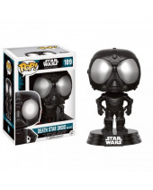 Pop! Star Wars - Star Wars Rogue One - Death Star Droid (Black)