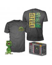 Pop! Jurassic Park - Clever Raptor Tee Box