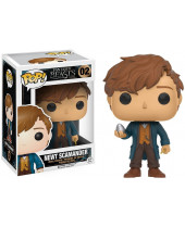 Pop! Movies - Fantastic Beasts - Newt Scamander