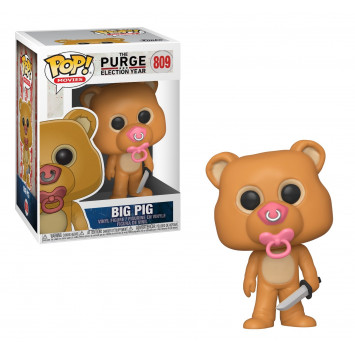POP! Movies - Purge Election Year - Big Pig