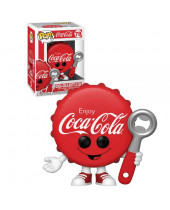 Pop! Ad Icons – Coca-Cola – Coca-Cola Bottle Cap