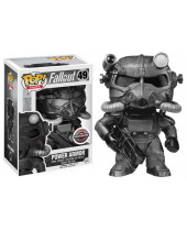 Pop! Games - Fallout - Power Armor (Black)