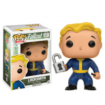 Pop! Games - Fallout - Locksmith