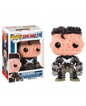 Pop! Marvel - Captain America Civil War - Crossbones (Unmasked)