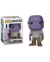 Pop! Marvel - Avengers Endgame - Thanos (with Gauntlet)