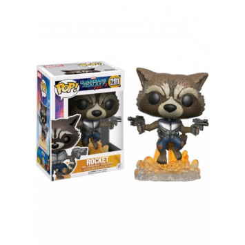 Pop! Marvel - Guardians of the Galaxy Vol. 2 - Rocket Raccoon