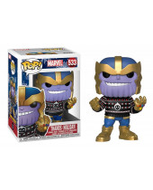 Pop! Marvel - Thanos (Holiday)