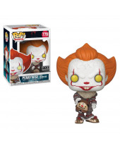 Pop! Movies - It - Pennywise (with Beaver Hat)