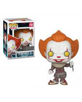 Pop! Movies - It - Pennywise (with Blade)