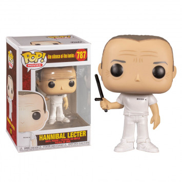 Pop! Movies - Silence of the Lambs - Hannibal Lecter