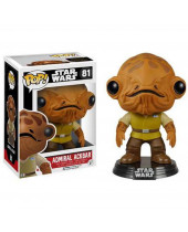 Pop! Star Wars - Admiral Ackbar