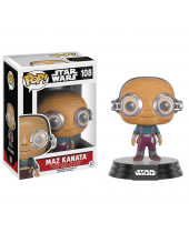 Pop! Star Wars - Maz Kanata