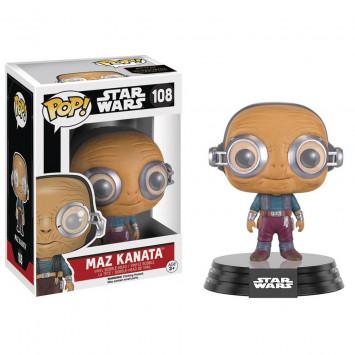 Pop! Star Wars - Maz Kanata