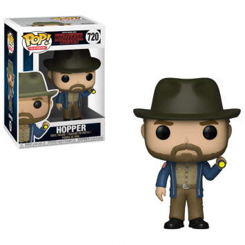 Pop! Television - Stranger Things - Hopper (with Flashlight)