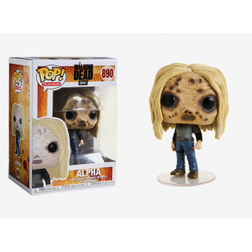 Pop! Television - Walking Dead - Alpha (with Mask)
