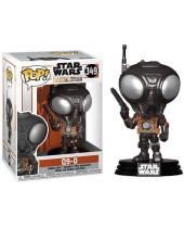 Pop! Star Wars - The Mandalorian - Q9-0
