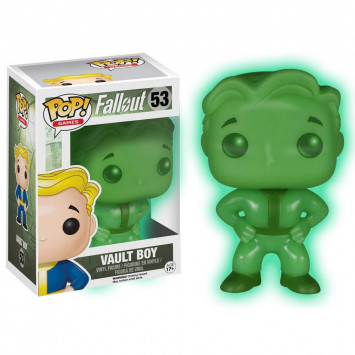 Pop! Games - Fallout - Vault Boy (Glow in the Dark)