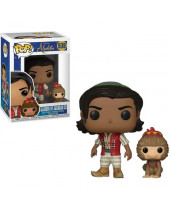 Pop! Disney - Aladdin - Aladdin of Agrabah with Abu