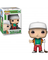 Pop! Movies - Caddyshack - Al Czervik