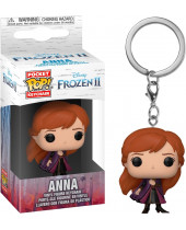 Pop! Pocket Keychain - Frozen 2 - Anna