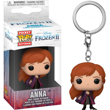 Pop! Pocket Keychain - Frozen 2 - Anna
