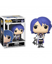 Pop! Games - Kingdom Hearts 3 - Aqua