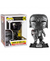 Pop! Star Wars - Knight of Ren (Arm Cannon) (Chrome)